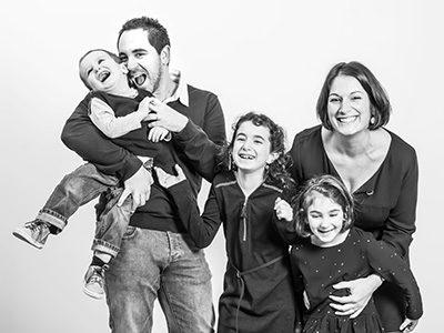 Photographies de familles